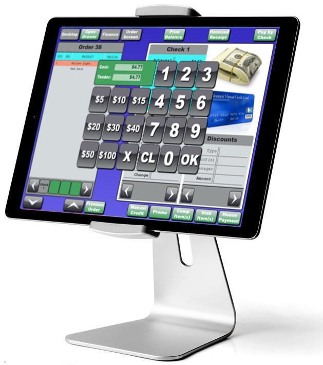 Elite Tablet Bar Restaurant Pos System Saber Pos