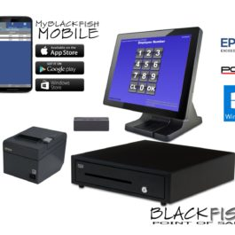 All-In-One Blackfish Restaurant POS System