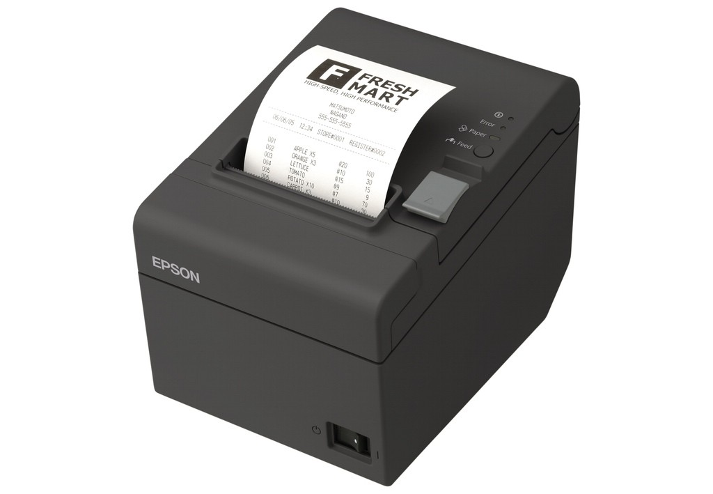 Epson TM-T20II Thermal Receipt Printer Ethernet