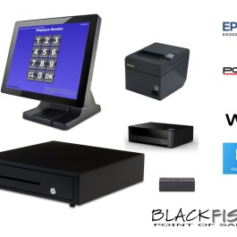 Complete Blackfish Bar Restaurant POS System
