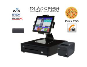 Blackfish Tablet Pizza POS System