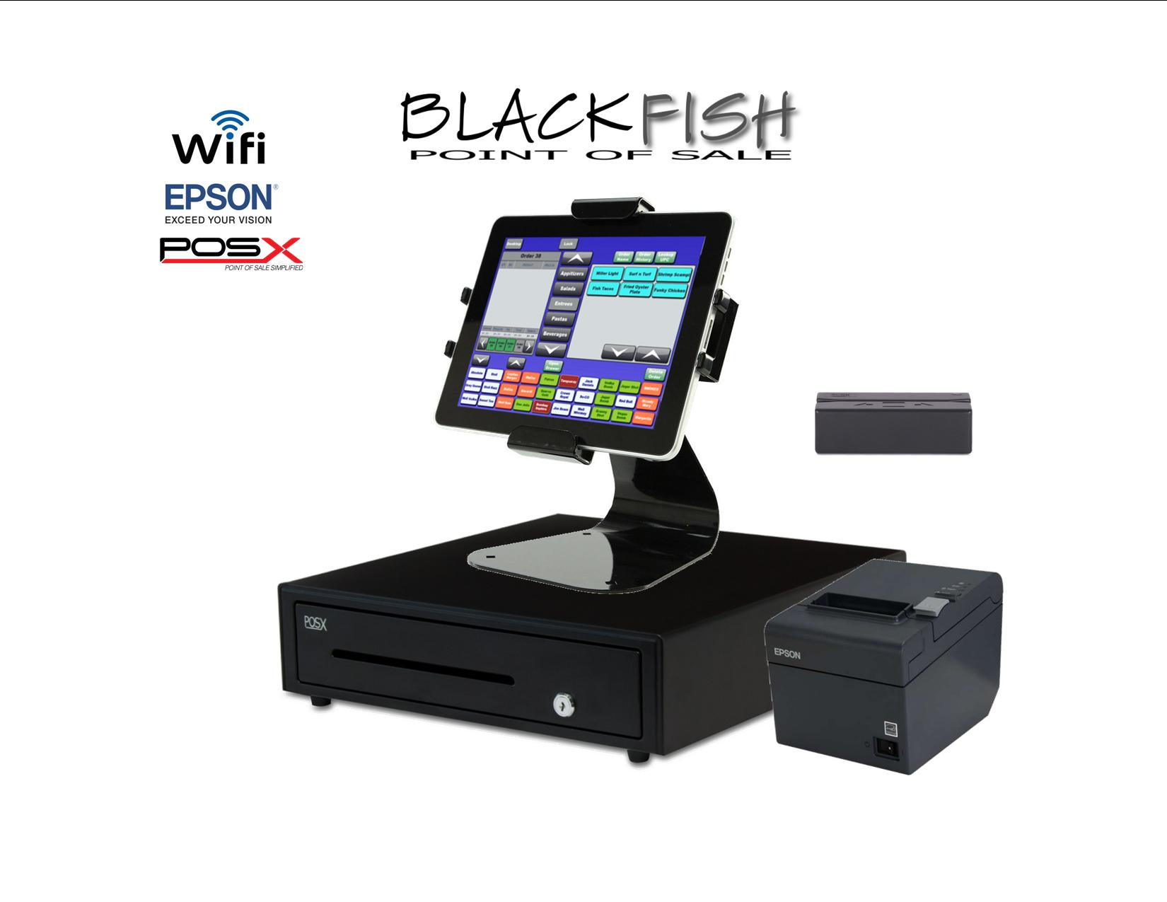 1 Station Tablet Bar/Restaurant POS System