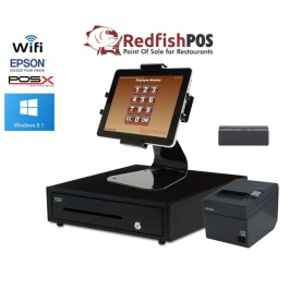 Redfish Bar Restaurant Tablet POS System