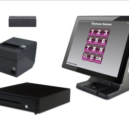 Brand New Premium All-in-one Salon Touch POS System