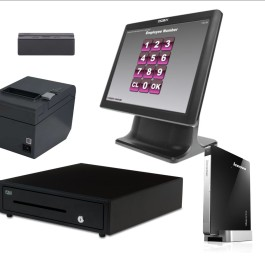 Brand New Complete Salon Touch POS System