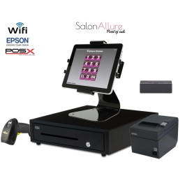 Salon SPA Tablet POS System with Software Windows 8.1