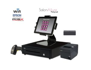 Tablet Salon SPA POS System with Software Windows 8.1