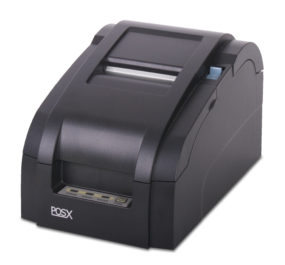 POS-X EVO Green Kitchen Impact Receipt Printer Serial