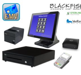 EMV Blackfish Bar Restaurant POS System