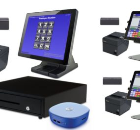 3 Station Blackfish Restaurant POS System with 2 Tablets