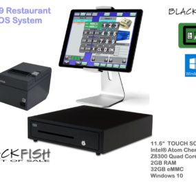 Budget Tablet Bar Restaurant POS System