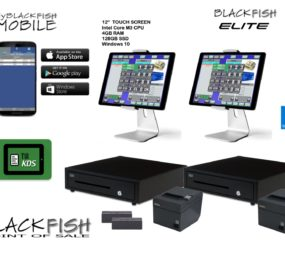 ELITE 2 Tablet Bar Restaurant POS System