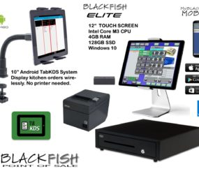 ELITE Tablet Restaurant TabKDS POS System
