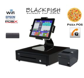 Blackfish Pizza Restaurant Tablet POS System