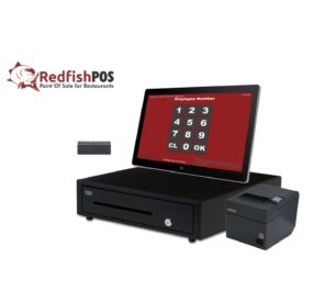 Widescreen Bar Restaurant POS System
